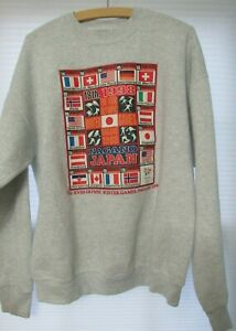 Vintage Olympic Winter Games Nagano  1998 Olympic Games  Olympic Clothing