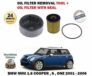 For Bmw Mini Cooper S One 16 2001 2006 Oil Filter Removal Tool