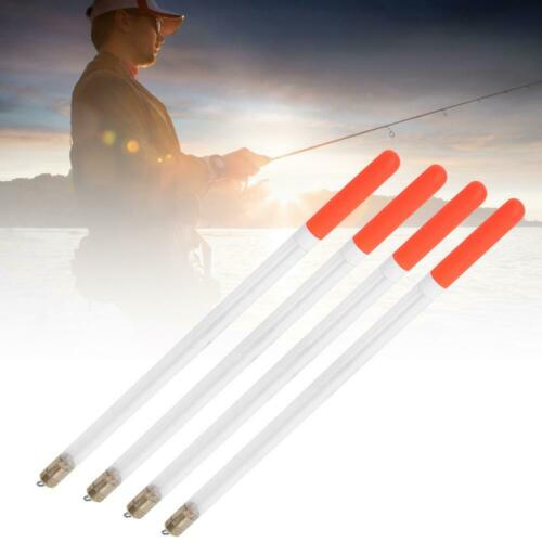 10pcs Fishing Floats Set Buoy Bobber Tube Tackle Tools Fluctuate Lure Baits