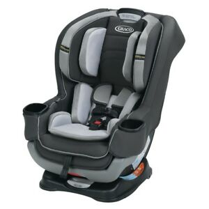 Graco Nautilus 3 In 1 Car Seat With Safety Surround >> Details About Graco Extend2fit Convertible Car Seat With Safety Surround Byron 52829072