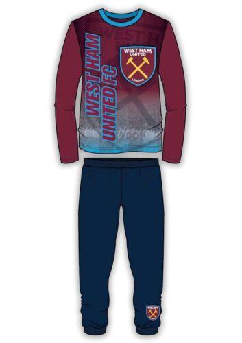 ** Nuovo con Etichetta Official Merchandise West Ham Pigiama/'S varie taglie-prezzo consigliato £ 25.00 **