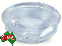 Curved Sides Glass Cav Fuel Filter Bowl Shallow Tractor Truck Bobcat Boat