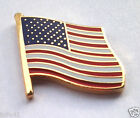 UNITED STATES AMERICAN FLAG  Hat Pin 14876 2ND HO