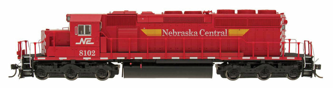 SPU N-Intermountain diesellok EMD sd40-2 nebraska central ne - 69369d nuevo