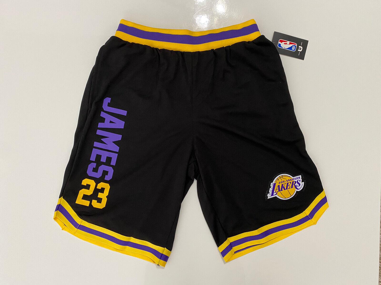 Los Hombres de Jersey Los Angeles Lakers # 23 Lebron James Camiseta de Baloncesto Corrientes Ocasionales los Hombres del Jersey De Secado r/ápido de la Camiseta de Manga Corta Floja