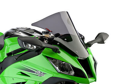 New Powerbronze Airflow Screen Light Tint Kawasaki ZX10-R Ninja 2016 to 2017