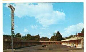 Undated-Unused-Postcard-Mansfield-Motel-Mansfield-Pennsylvania-PA-Rt-15-and-6
