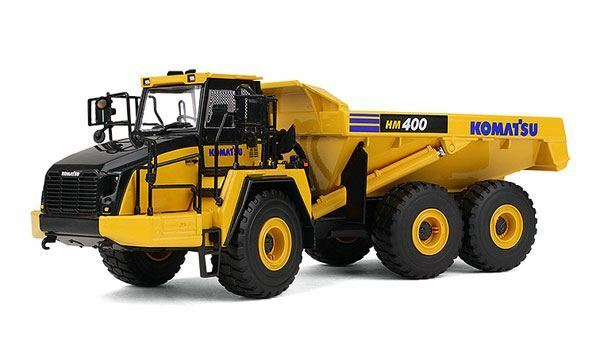 First Gear 1 50 Maßstab Komatsu HM400-5 Artikuliert Kipper 50-3347
