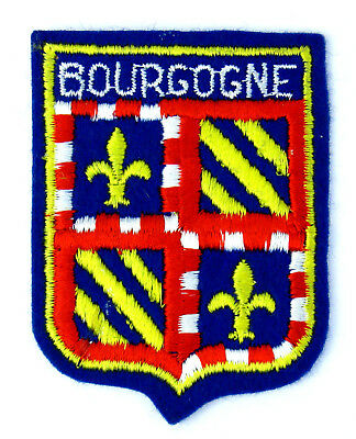 Ecusson brodé ♦ patch//crest embroidered ♦ MONTMEDY