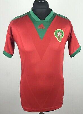 new products 5535a 5f3e8 Morocco National Team ADIDAS Home Football Shirt Boys Size ...