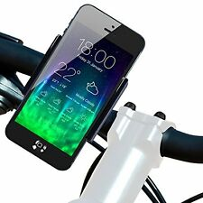 Koomus BikeGo 2 Bike Mount Holder Cradle for Apple iPhone 6 6S Plus, 5 5S 4S 4 3