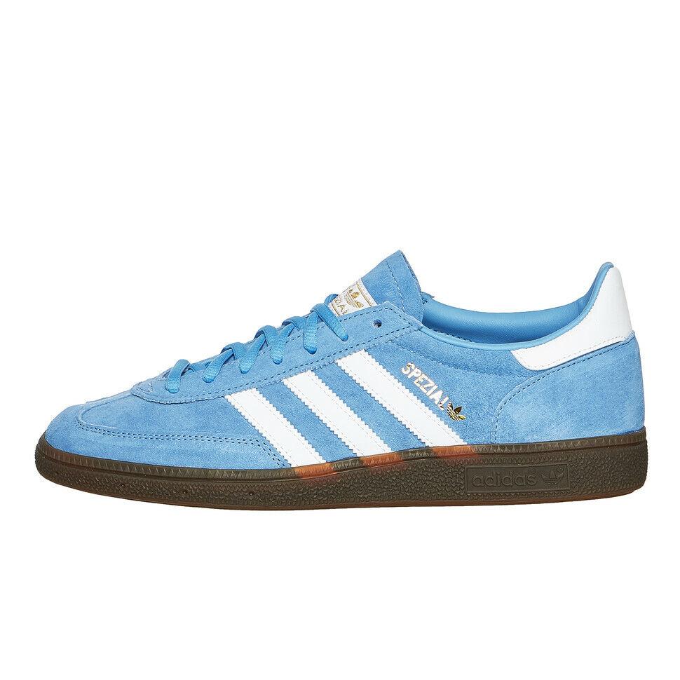 Adidas-Handball Spécial Light bleu Footwear blanc Gum 5 Turnchaussures bd7632