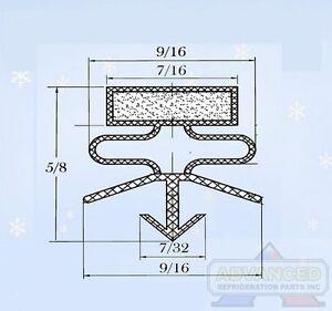 LEADER-Magnetic-Door-Snap-In-Gasket-Style-07-New-Durable-19-1-2-034-X-13-7-8-034