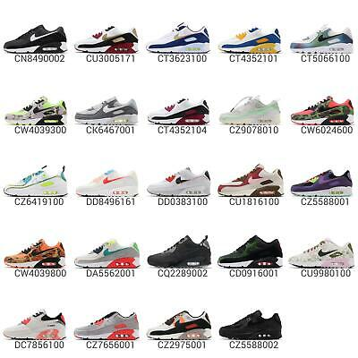 Nike Air Max 90 Mens Classic Shoes Lifestyle Sneakers Pick 1 | eBay