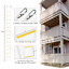 Emergency-Fire-Escape-Rope-Ladder-for-Homes-up-to-2-5-Floor-with-Carabiners thumbnail 22