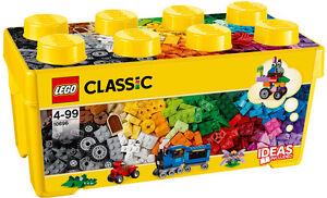 Lego Classic - 10696 - Jeu De Construction - La Boite De Briques Creatives LEGO