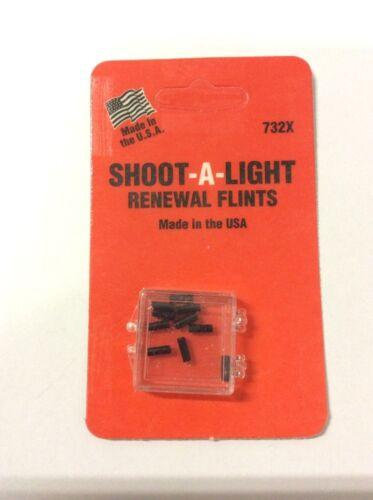 Sparklighter 732X Renewal 10 Flints Shoot-A-Lite