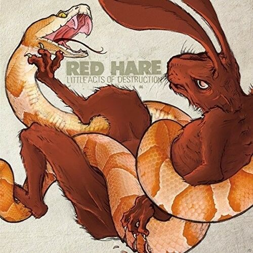 Red Hare - Little Acts Of Destruction [New Vinyl]