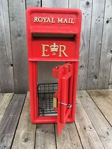 Royal Mail Letter Box.Details About Royal Mail Post Box Er British Post Box Machan Scotland Cage Chubb Lock 2 Keys