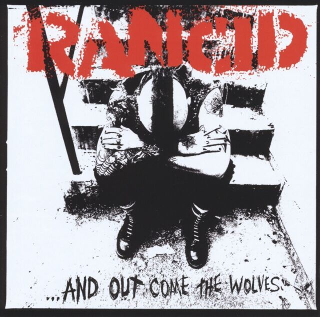 RANCID And Out Come the Wolves 20th Ann LP Ltd Ed Vinyl BRAND NEW 2016