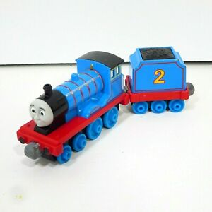Diecast-Edward-with-Tender-for-Thomas-and-Friends-Take-N-Play-or-Take-Along