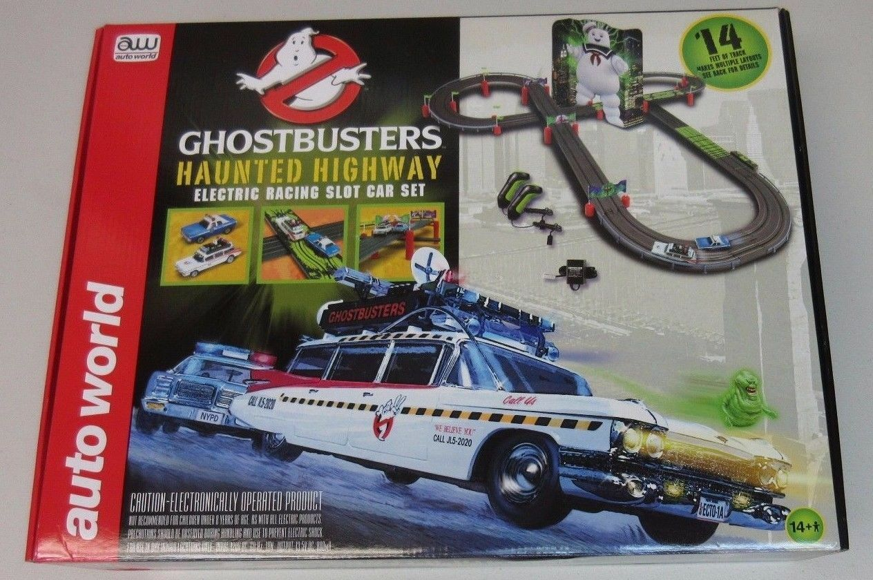 S317 Ghostbussters Haunted Highway 14 'ETS Hobby Shop