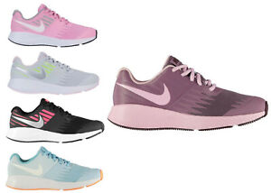 pretty nice efdb6 df1c5 Image is loading Nike-Womens-Trainers-Nike-Star-Runner-Ladies-Girls-