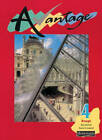 Avantage 4 Rouge Student Book by Rosi McNab, David Crossland (Paperback, 1995)