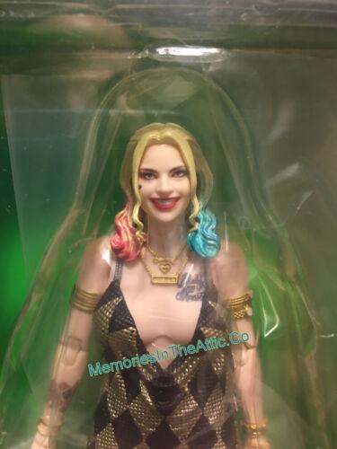 Medicom Mafex Suicide Squad Harley Quinn Dress Version Figure Bubble No 42 US DC