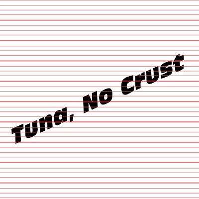 Tuna No Crust Decal Sticker Fast Furious Paul Walker Drift JDM