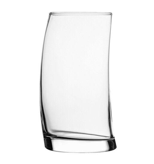 6 Cocktailgläser 480ml Hurricane Trinkglas Cocktailglas Longdrinkgläser Eisglas
