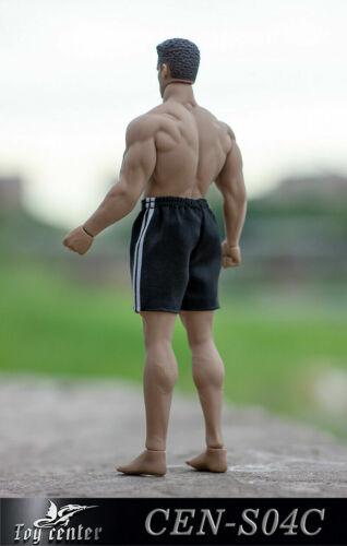"1//12 White Tank Top Boxer For Set C For 6/"" TBLeague TM01 TM02 Male Figure ❶USA❶"
