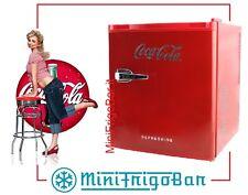 Frigorifero Mini Frigo Bar Piccolo da Camera Coca Cola di colore Rosso CocaCola