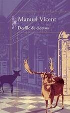 DESFILE DE CIERVOS / DEER PARADE - VICENT, MANUEL - NEW BOOK