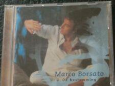 MARCO BORSATO - DE BESTEMMING (1998) Het water, laat het los, Voorbij, Vogelvrij
