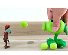 New Plants vs Zombies PVZ Peashooter PVC Action Figure Toys For Children