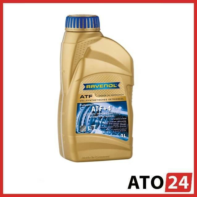RAVENOL ATF+4 Fluid 1 L (Mopar, Chrysler, Dodge, Plymouth kompatibel)