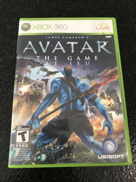 Avatar: The Game [Xbox 360]