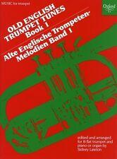 Old English Trumpet Tunes Book 1; Lawton, Sidney (arranger). - 9780193575424