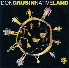 Don Grusin: native paese/CD (GRP Records GRP 97192)