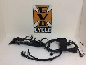 Details about Harley Davidson Softail Main Wiring Harness 70431-12265 FXST  063
