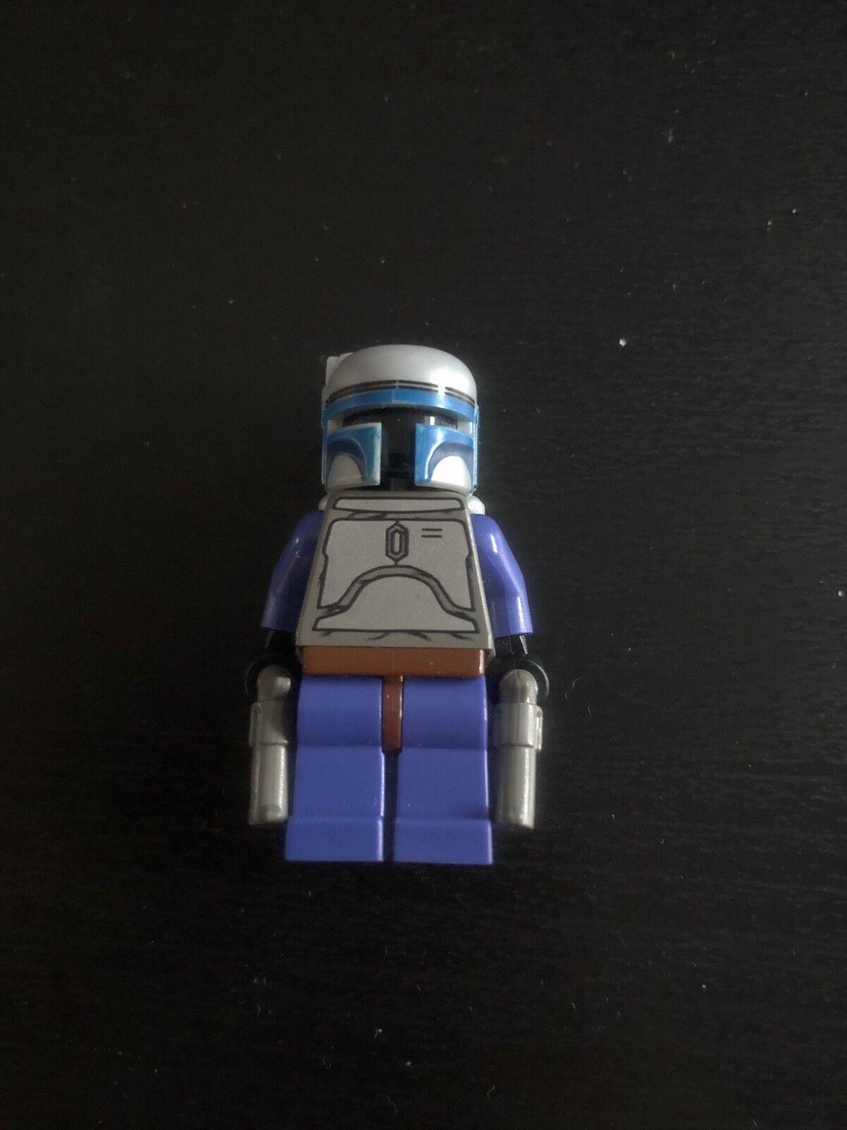 Lego Classic Jango Fett Slave 1 Original Minifigure Classic