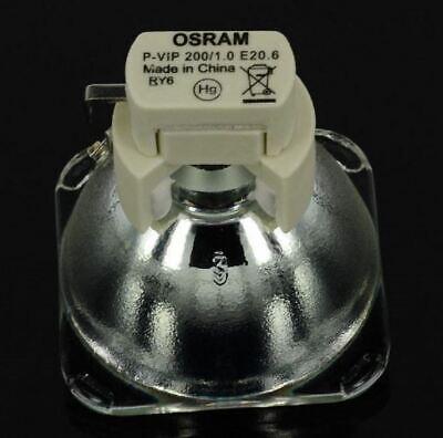 OEM OSRAM P-VIP 260//1.0 E20.6 BULB FOR MANY PROJECTORS NLS