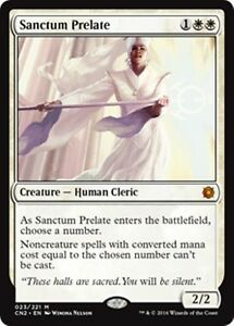 SANCTUM-PRELATE-Conspiracy-Take-the-Crown-MTG-White-Human-Cleric-Mythic-Rare