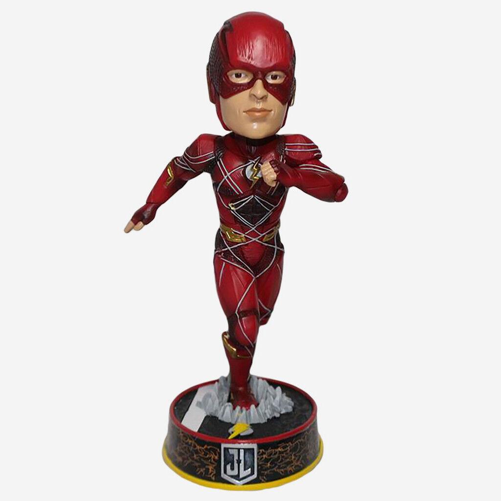 FOCO DC Comics Justice League Character Bobble, The Flash 8