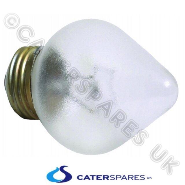 HATCO SHATTERPROOF HEAT RESISTANT PTFE COATED LAMP LIGHT 60W 240V E27 SCREW