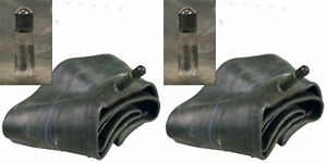 TWO-5-00-15-500-15-5-00X15-Tractor-Tire-Inner-Tube-TR15-Rubber-Valve-FARM-500-15