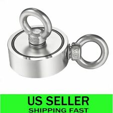 1000bls Pulling Force Magnet Double Sided Salvage Fishing Neodymium Magnet Hook