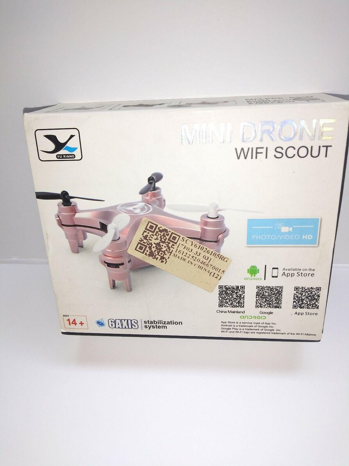 Syma X5sw FPV Explorers2 2 4ghz 4ch 6-axis Gyro RC Quadcopter Drone