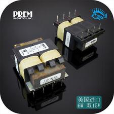 Us Prem Spw 2104 Transformer 6w Primary 2115v Secondary 2x12v Low Power Pre Dac